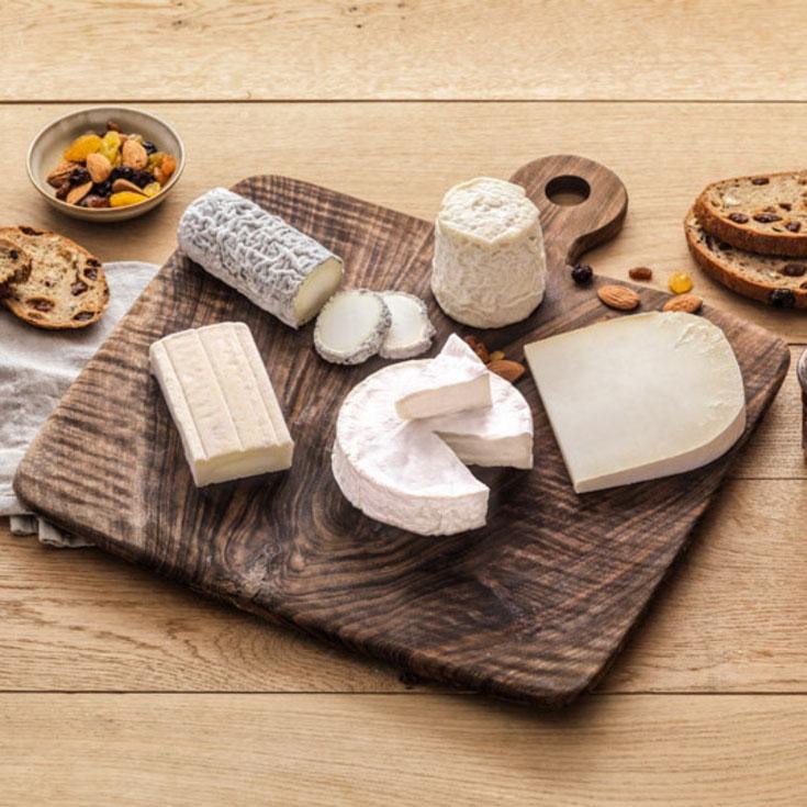 Plateau de fromages 100% chèvre