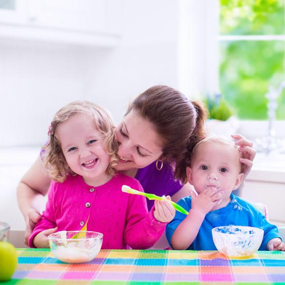 Quelle place pour les produits laitiers au lait de chèvre pendant la petite enfance ?