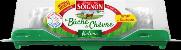 La Bûche de Chèvre Nature 150g