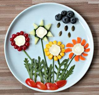 Atelier Foodart mini-bûchettes